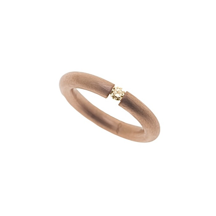 Anillo Pink & Brown